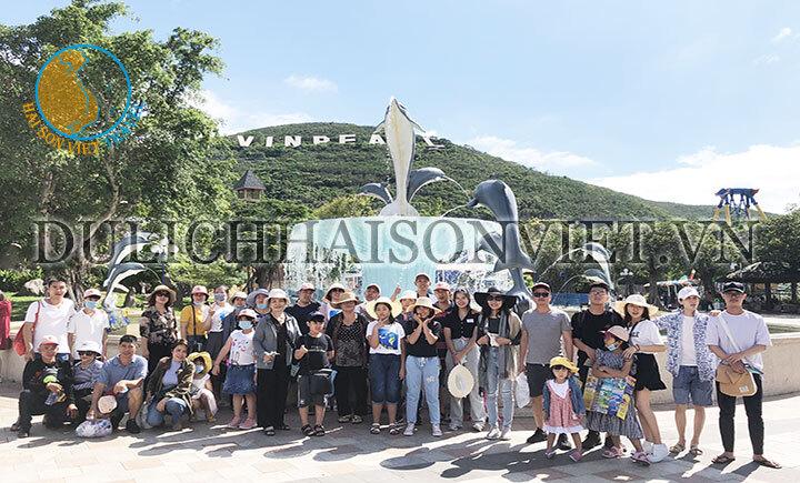 Tour Nha Trang 3 ngày 3 đêm - Khám Phá VinPearlland