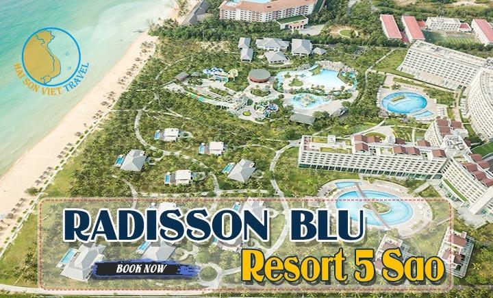 Combo 3N2Đ Resort Radisson Blu Phú Quốc + Vé máy bay