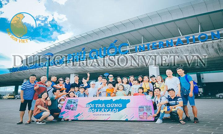 Tour Phú Quốc 3 ngày 3 đêm - Tham quan 4 Đảo