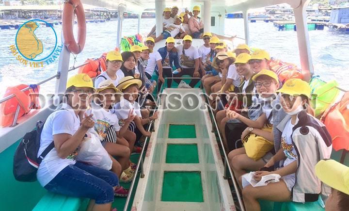 Tour Ninh Chữ  Vĩnh Hy 2 ngày 2 đêm - Resort 2 sao - 4 sao