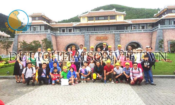 Tour Đà Nẵng - Bà Nà - Hội An - Huế - Quảng Bình 4 ngày 3 đêm